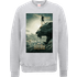 Black Panther Poster Sweatshirt - Grey - M - Grey