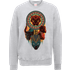 Black Panther Totem Sweatshirt - Grey - XL - Grey