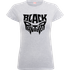 Black Panther Emblem Womens T-Shirt - Grey - XXL - Grey