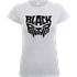 Black Panther Emblem Womens T-Shirt - Grey - XL - Grey