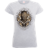 Black Panther Gold Erik Womens T-Shirt - Grey - XL - Grey