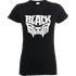 Black Panther Emblem Womens T-Shirt - Black - M - Black