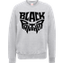 Black Panther Emblem Sweatshirt - Grey - XXL - Grey