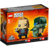 LEGO Brickheadz: Jurassic World Owen & Blue (41614)
