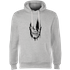 Marvel Avengers Infinity War Thanos Face Hoodie - Grey - XXL - Grey