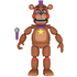 Five Nights at Freddys Pizza Simulator Rockstar Freddy Action Figure