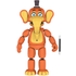 Five Nights at Freddys Pizza Simulator Orville Elephant Action Figure