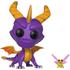 Spyro the Dragon with Sparx Pop! Vinyl Figure