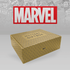 Marvel Kids Mystery Box Includes a Licensed T-Shirt - 3-4 Years
