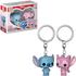 Disney Lilo und Stitch - Stitch und Angel Pop! Keychain