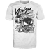 POP! Tees: Marvel - Venom Comic Collage - White - L - White