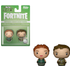 Fortnite - Pathfinder und Highrise 2-Pack Pint Size Heroes Figuren