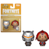 Fortnite - Omega und Valor 2-Pack Pint Size Heroes Figuren