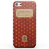 Harry Potter Gryffindor Text Book Phone Case for iPhone and Android - Samsung S6 Edge Plus - Snap Hülle Matt