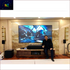 4K Bespoke Home Cinema Ultra Thin Frame ALR Black Diamond Projector Screen ZHK100B-Black Crystal