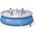 New High Quality Bestway 57321 Inflatable  Quick Up Portable Swimming Pool Fast Set Pool Set  With Filter Pump