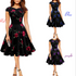 C89152A Walsonclothes New 40s 50s Lady Plaid Fitted Pencil Wiggle Vintage Retro Style Rockabilly Dress