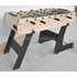 4ft/ 5ft Adjustable Foosball Table With Folding Legs ,Table Soccer with wheels