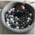 China`s Cheapest Ocean Ball Pool  Children indoor game dry pool Play toys for Kids