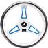 Motocaddy Wheel Insert Set (Traingle Shape)