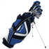 Ben Sayers M15 Blue Package Set 1 Inch Longer (Steel/Graphite)