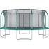 Air League 16ft Trampoline & Enclosure Green