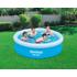 "BestWay 6ft 6inch x 20inch Fast Setâ""¢ Above Ground Swimming Pool"