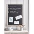 Wall Mounted Magnetic Chalk Board
