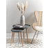Small Mila Side Table - Charcoal