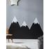 NEW Chalk Board Mountain Wall Stickers