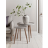Small Mila Side Table - Grey