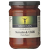Meridian Organic Tomato & Chilli Pasta Sauce 350g