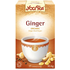 Yogi Tea Ginger Organic 17 Bags