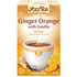 Yogi Tea Ginger Orange with Vanilla Organic 17 Bags