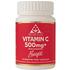 Bio-Health Vitamin C - 500mg with Bioflavonoids Capsules 60 Caps