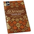 Divine Chocolate Orange Milk Chocolate 100g