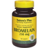 Natures Plus Bromelain 250 mg Tablets 90 Tabs
