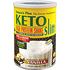 Natures Plus Ketoslim Vanilla Shake with Critical Keto-Nutrients 363g