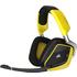 CORSAIR Casque Gamer Sans Fil VOID PRO RGB Wireless Special Edition Yellow (CA 9011150 EU)