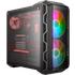 Cooler Master MasterCase H500 E ATX RGB Iron grey Avec Window
