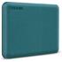 Toshiba CANVIO ADVANCE 4 To Green