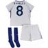 2017-18 Chelsea Away Mini Kit (Barkley 8)