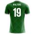 2018-19 Ireland Airo Concept Home Shirt (Walters 19)