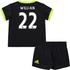 2016-17 Chelsea Away Mini Kit (Willian 22)