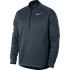 Nike Half Zip Therma Top - Navy Small