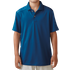 Adidas Boys Climacool 3 Stripes Polo - Blue