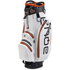 Big Max Aqua Sport 2 Cart Bag 2018 - White/Black/Orange