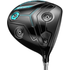 Cobra King F7 Womens Driver - Black / Blue; Right Hand / Fujikura Pro 50 / Ladies
