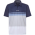 Oakley Color Block Take Polo Shirt - Fathom Mens Small