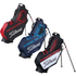 Titleist Players 5 Stadry Stand Bag - Black / White / Red